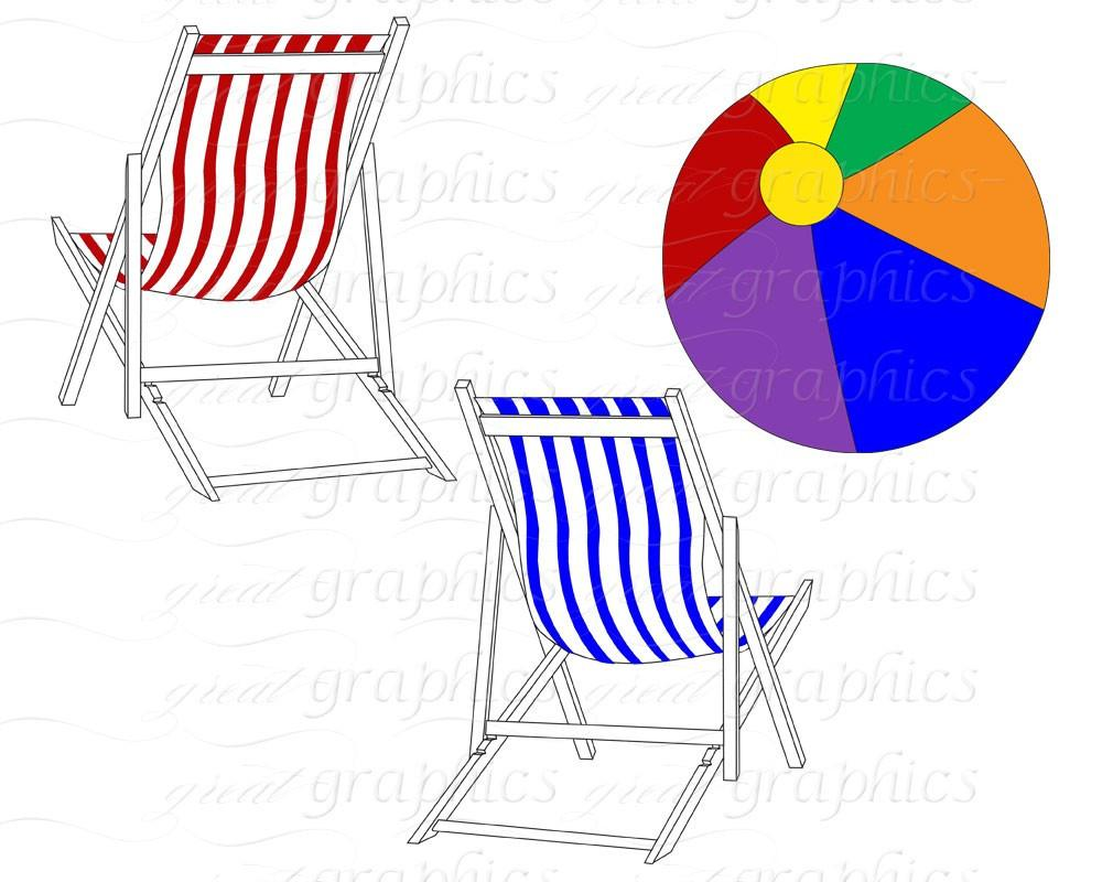 1000x800 Beach Clip Art Beach Clipart Seashell Beach Umbrella Beach Chair