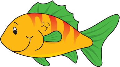 385x215 Fishing Fish Clip Art Free Download