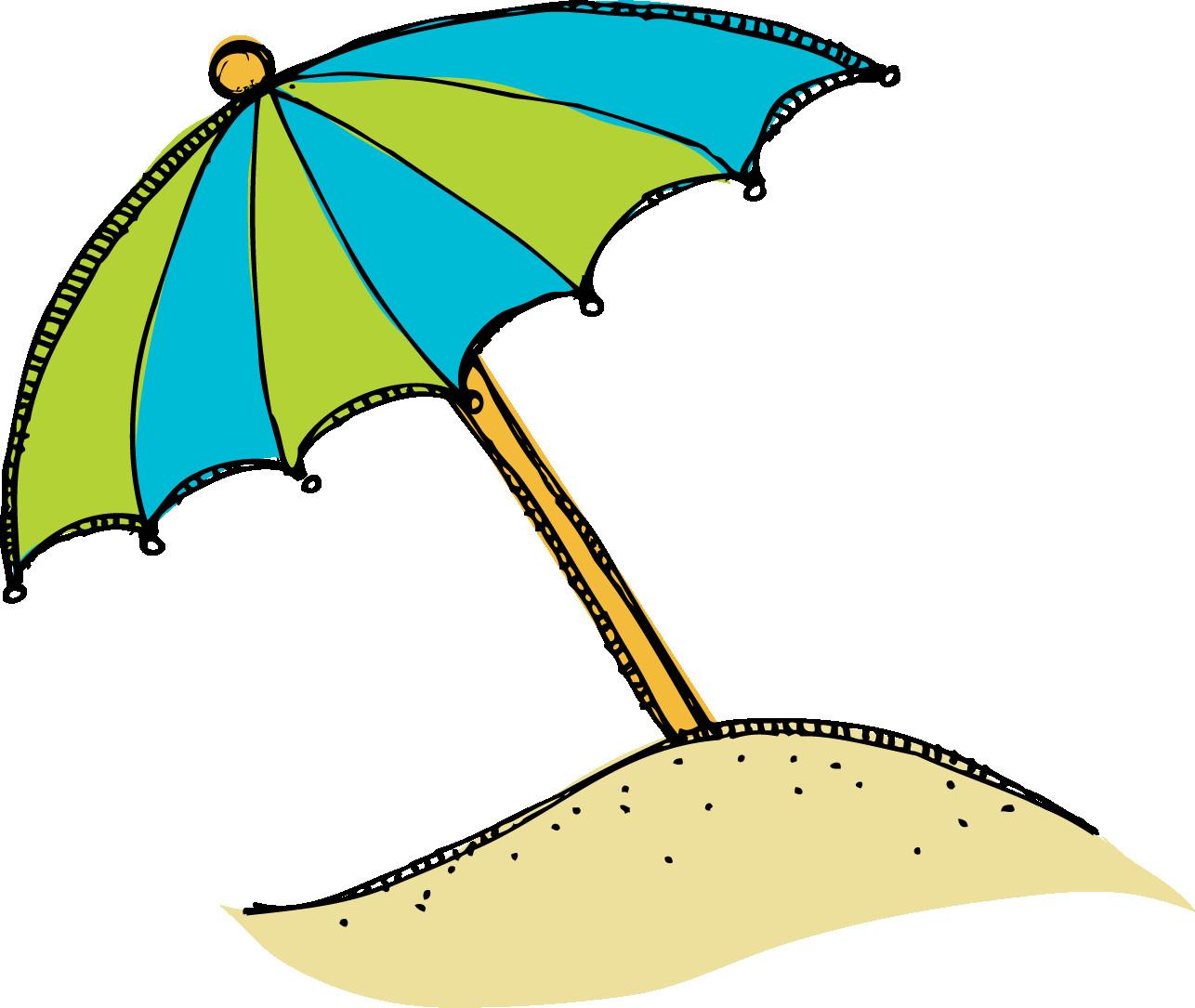 1286x1085 Beach Clip Art Cartoon Free Clipart Images 2 Clipartix Simple