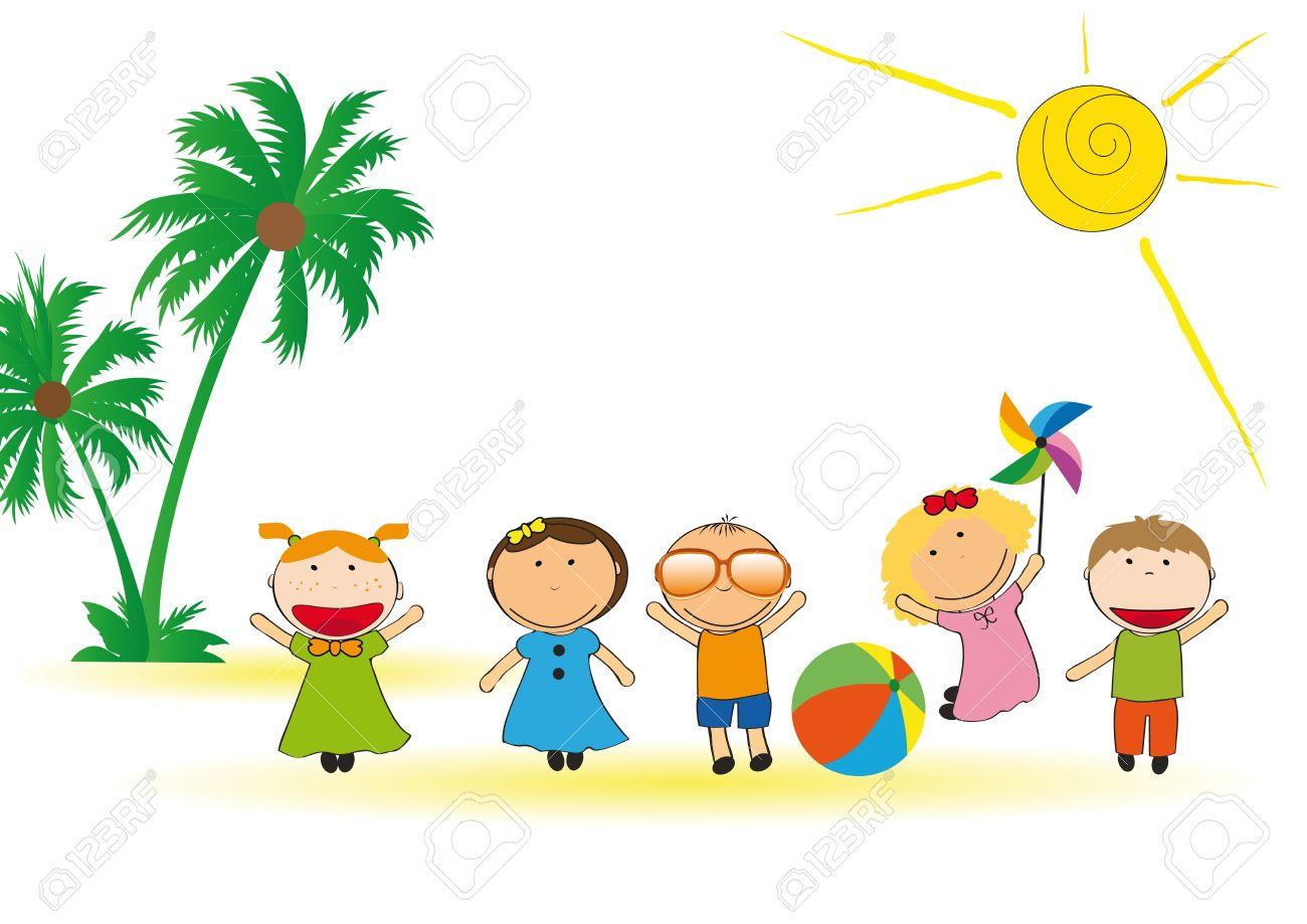 1300x919 Beach Clipart For Kids 101 Clip Art