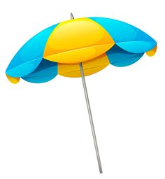 236x256 Beach Umbrella With Chairs Free Png Clip Art Image Swimming Pool