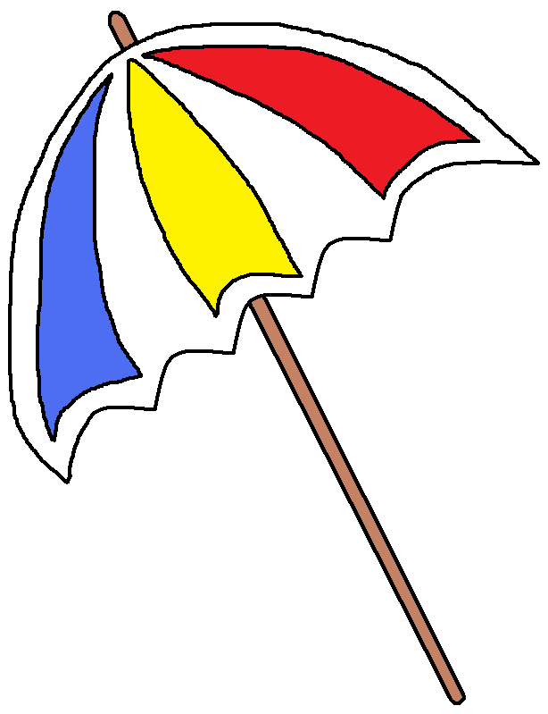 614x799 Photobucket Beach Umbrella Clip Art Pictures Clipart