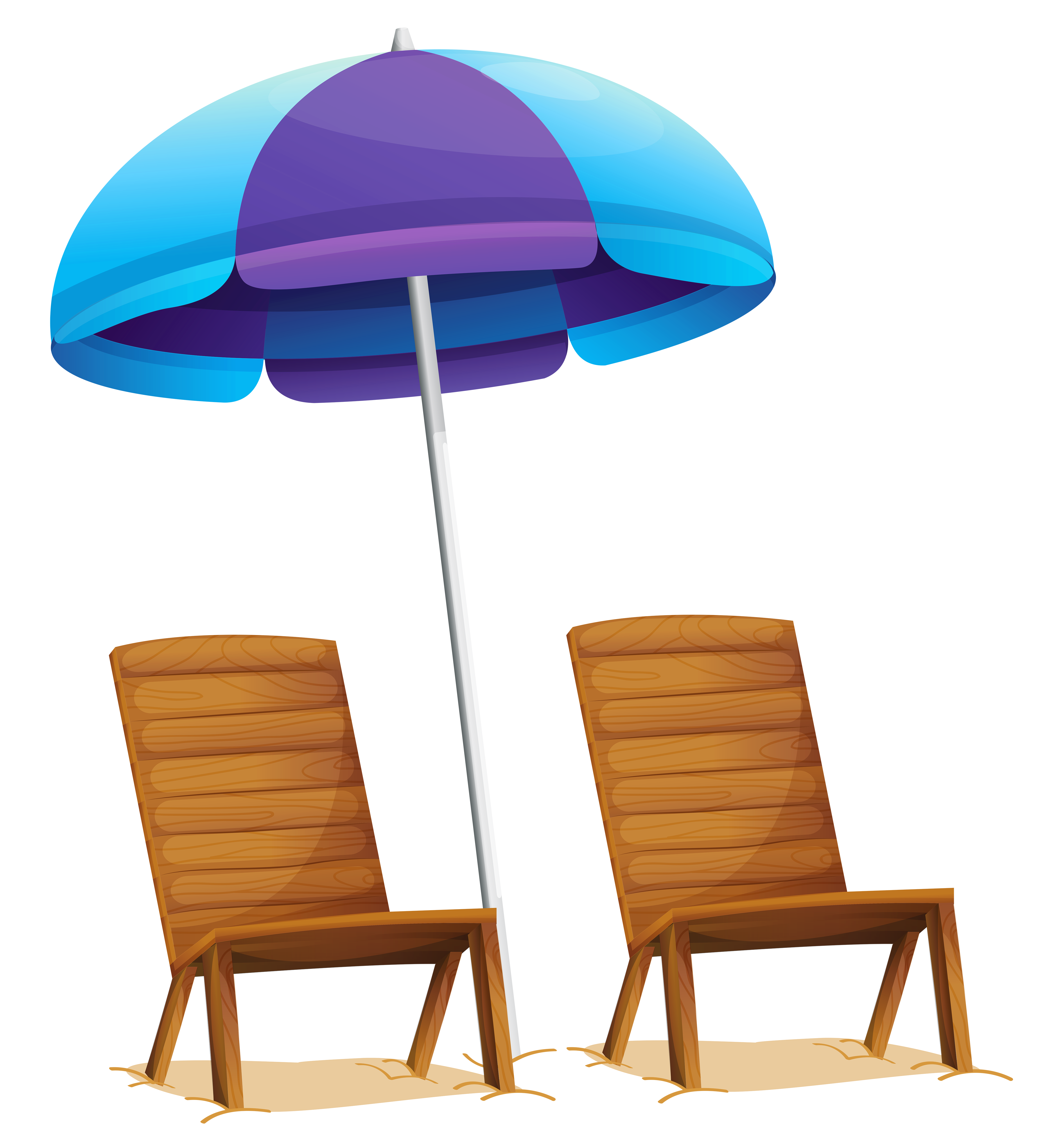 Beach Umbrella Clipart At Getdrawings Free For Personal Use