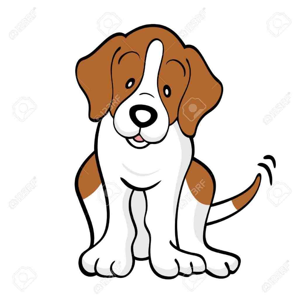 1027x1027 Cute Beagle Hound Clipart Animated Chinacps Beagle Clip Art U My