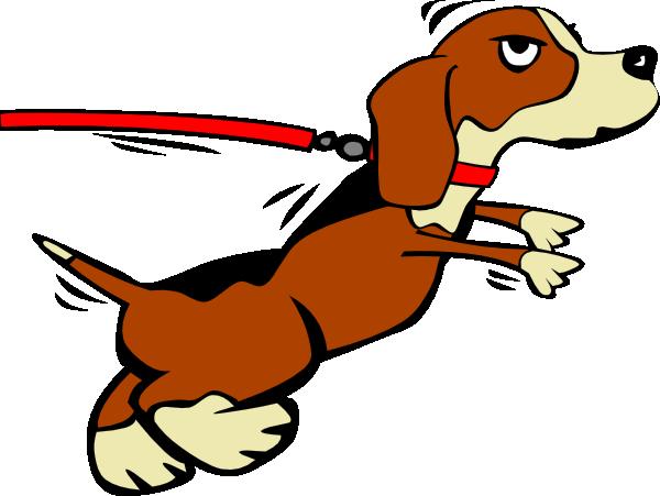 600x451 Beagle Big Leash Clip Art