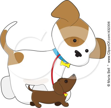 Beagle Puppy Clipart