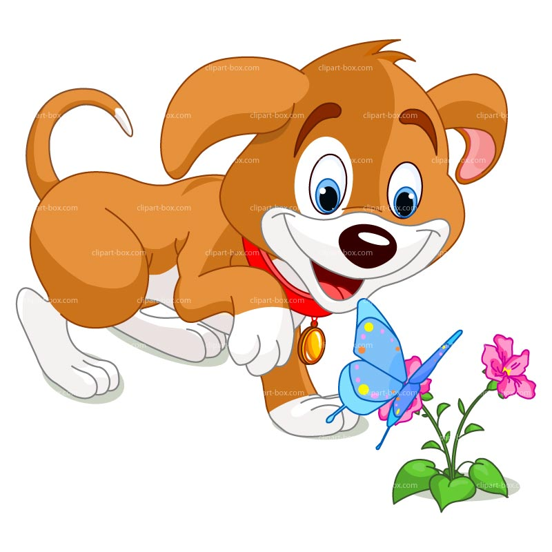 800x800 Pillow Clipart Happy Puppy