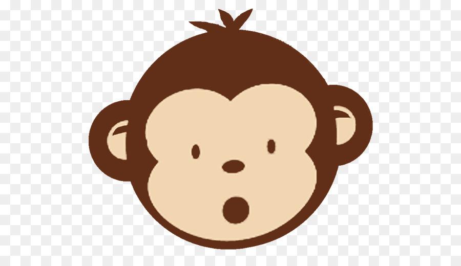 900x520 Monkey Birthday Clip Art
