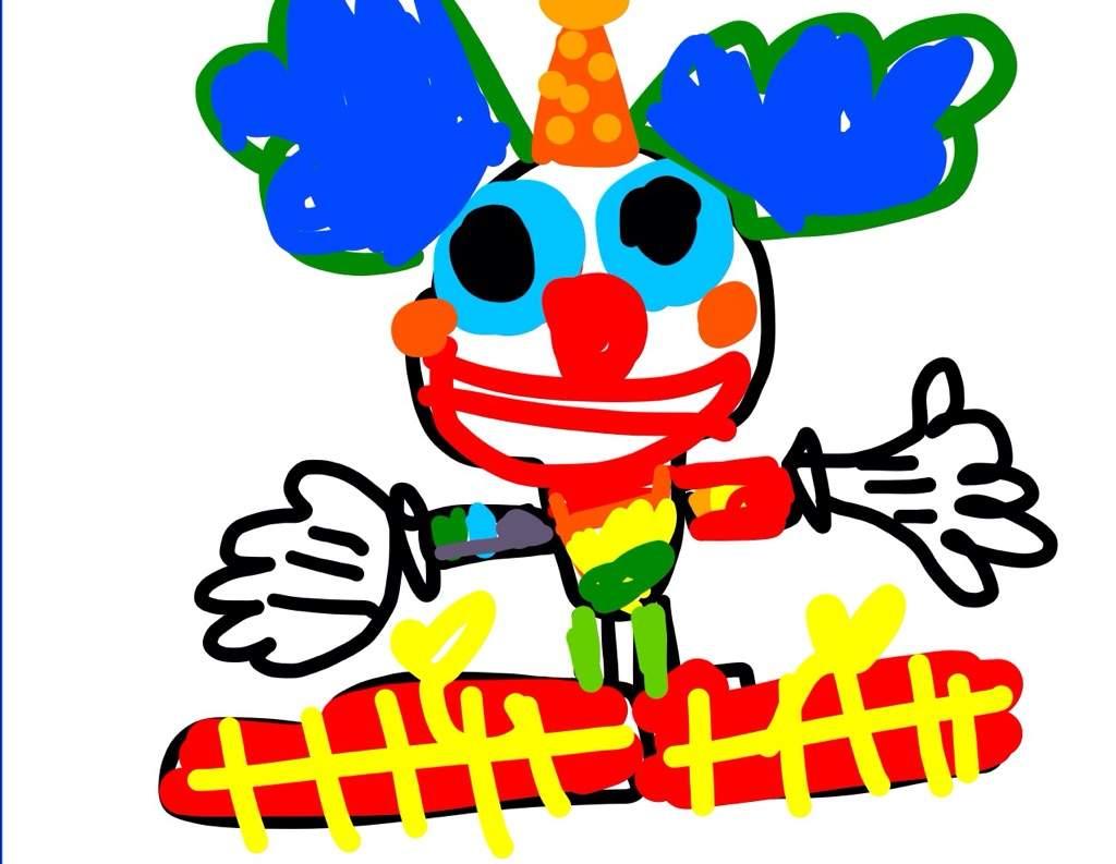 1024x793 Beanie Boo Clown Beanie Boo Amino Amino