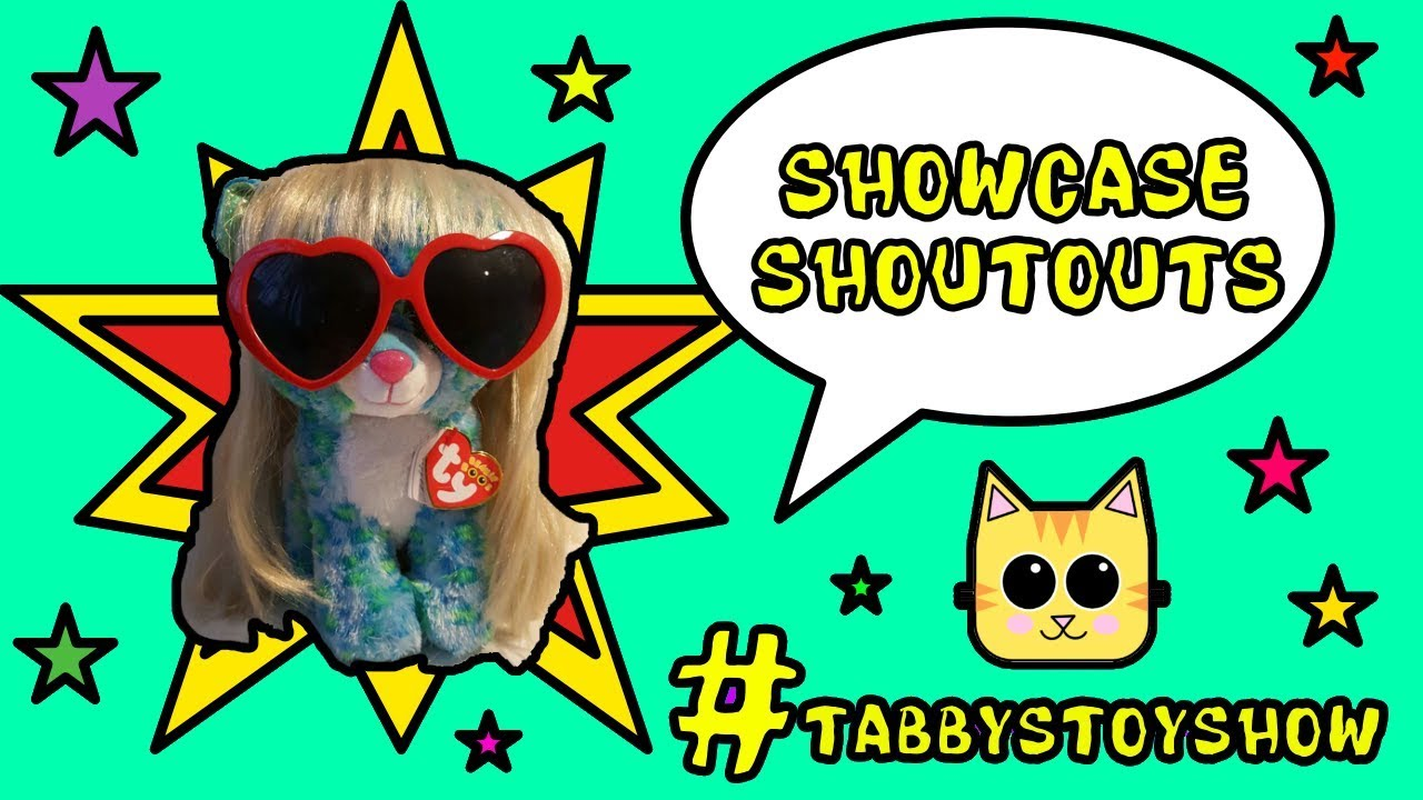 1280x720 Tabbys Toy Show Case Episode 4 Ty Beanie Boo And Lps And Toy