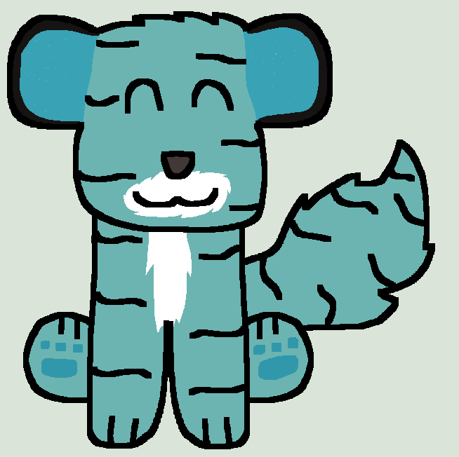 654x652 Tess (Beanie Boo) By Splashingbuizel