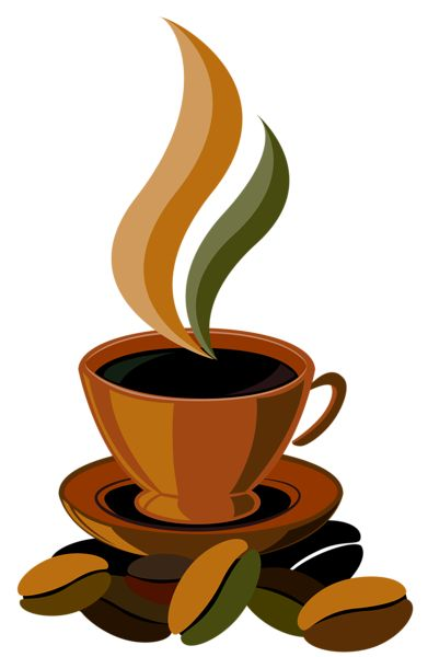 391x600 Coffee Plant Clipart Coffee Grounds
