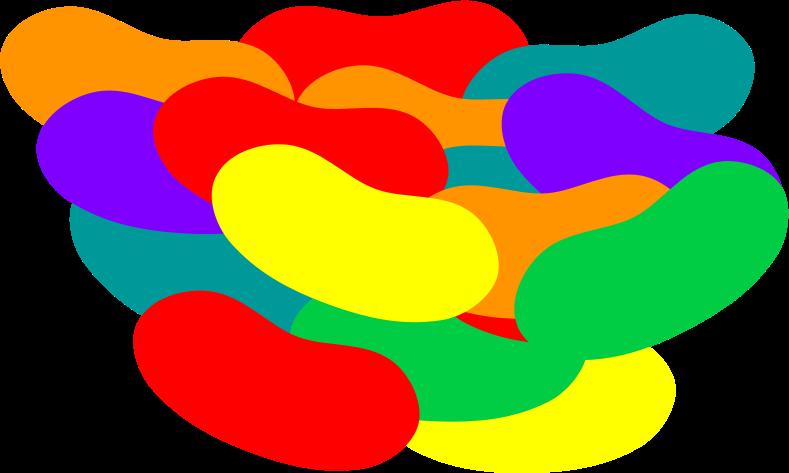 789x473 Jelly Beans Clipart Clip Art