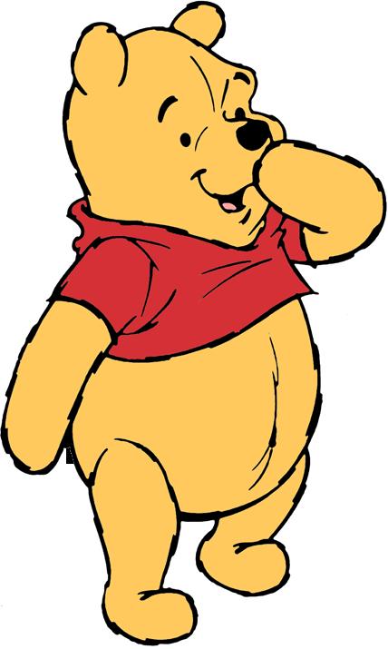 428x715 Winnie The Pooh Clip Art Disney Clip Art Galore