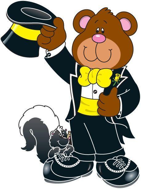 458x617 Activipeques Los Colores Negro Oso Clip Art Bears!