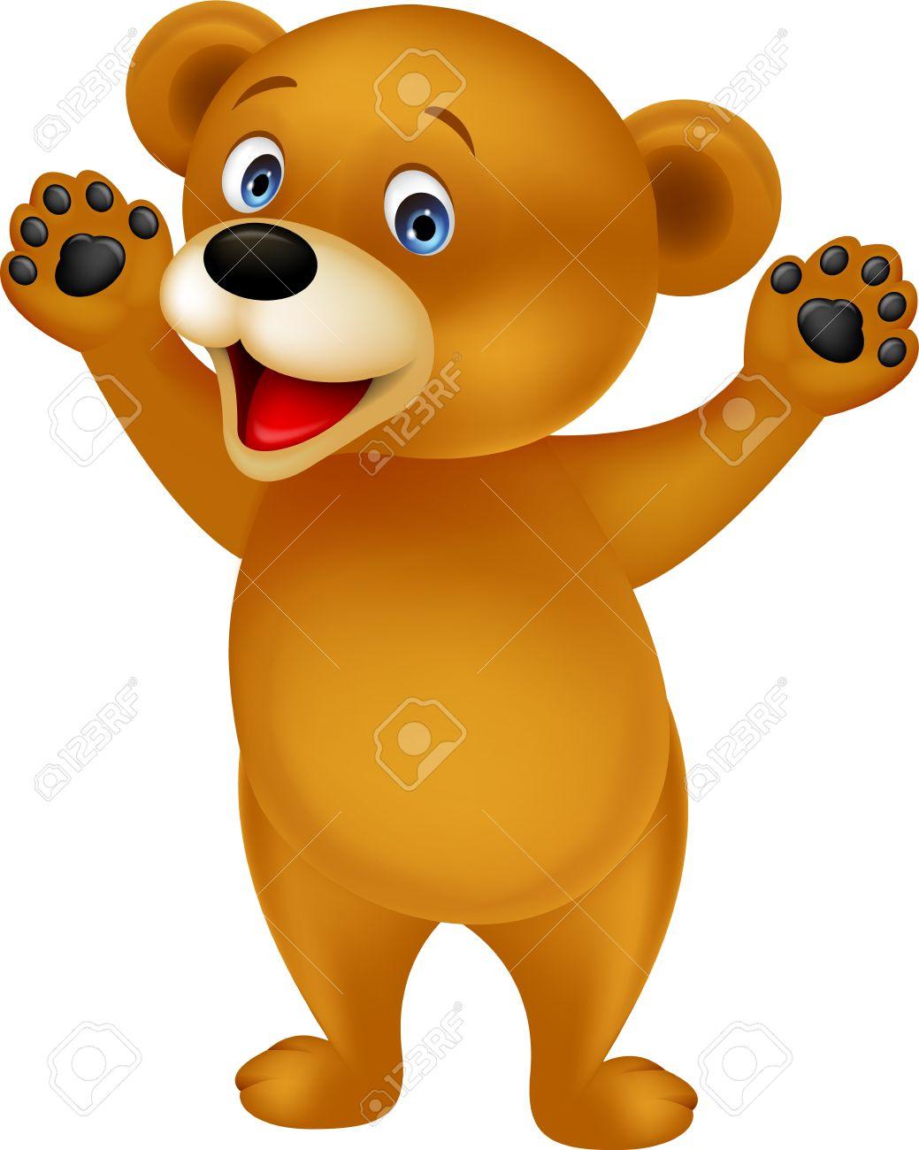 1039x1300 Bear Cub Clipart Happy Bear
