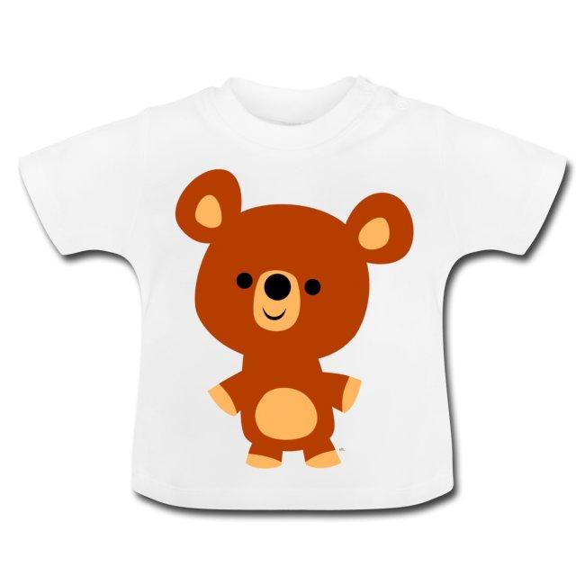 650x650 Cartoon Bear Cub Free Download Clip Art
