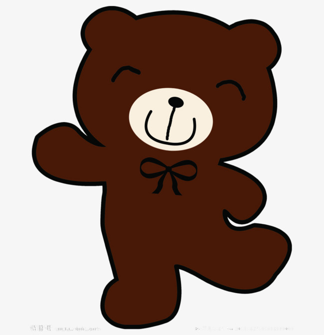 650x672 Happy Bear, Dancing, Smiling Face, Happy Png Image And Clipart