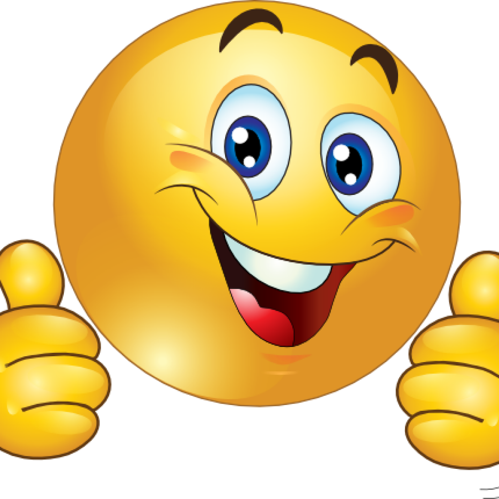 1024x1024 Smiley Face Thumbs Up Bear Clipart