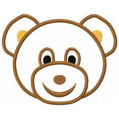 236x236 Teddy Bear Face Clip Art Clip Art