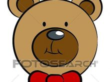 220x165 Bear Face Clipart Clipart Of Teddy Bear Face K20199253 Search Clip