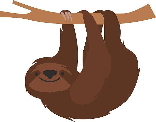 612x478 Sensational Idea Sloth Clipart Sleepy Family Babies Mama Il 570xn