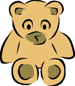 261x296 Teddy Bear Clipart Clipart Panda