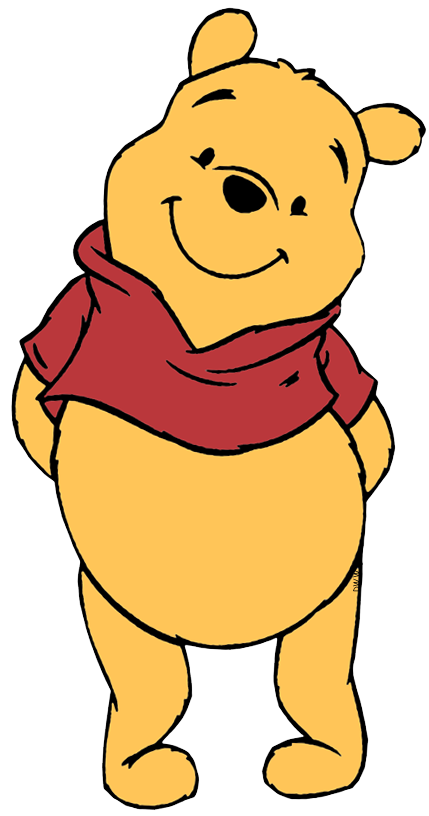 429x816 Top 97 Pooh Bear Clip Art