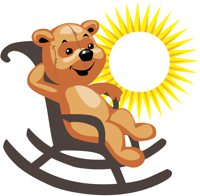 702x690 Teddy Bear Clip Art Images Free Download