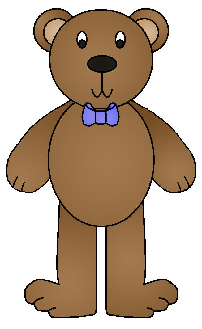 653x1065 Bear Clipart Dad