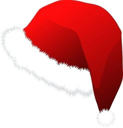 407x425 Santa Beard Clip Art Beard 1 Santa Hat Beard Clipart
