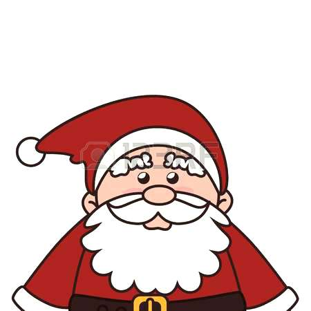450x450 Santa Beard Clip Art Red Hair Beard Free Clipart Santa Beard