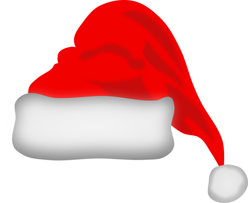 800x656 Santa Beard Cliparts