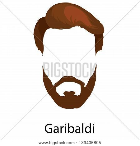 450x470 Beard Clipart Stylish