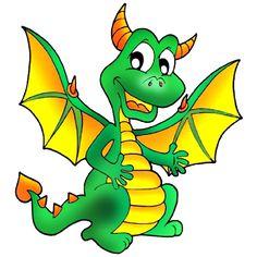 236x236 Cute Dragons Cartoon Clip Art Images.all Dragon Cartoon Picture