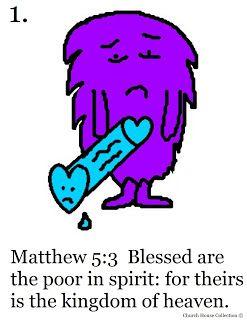 247x320 16 Best Beatitudes Images On The Beatitudes, Clip Art