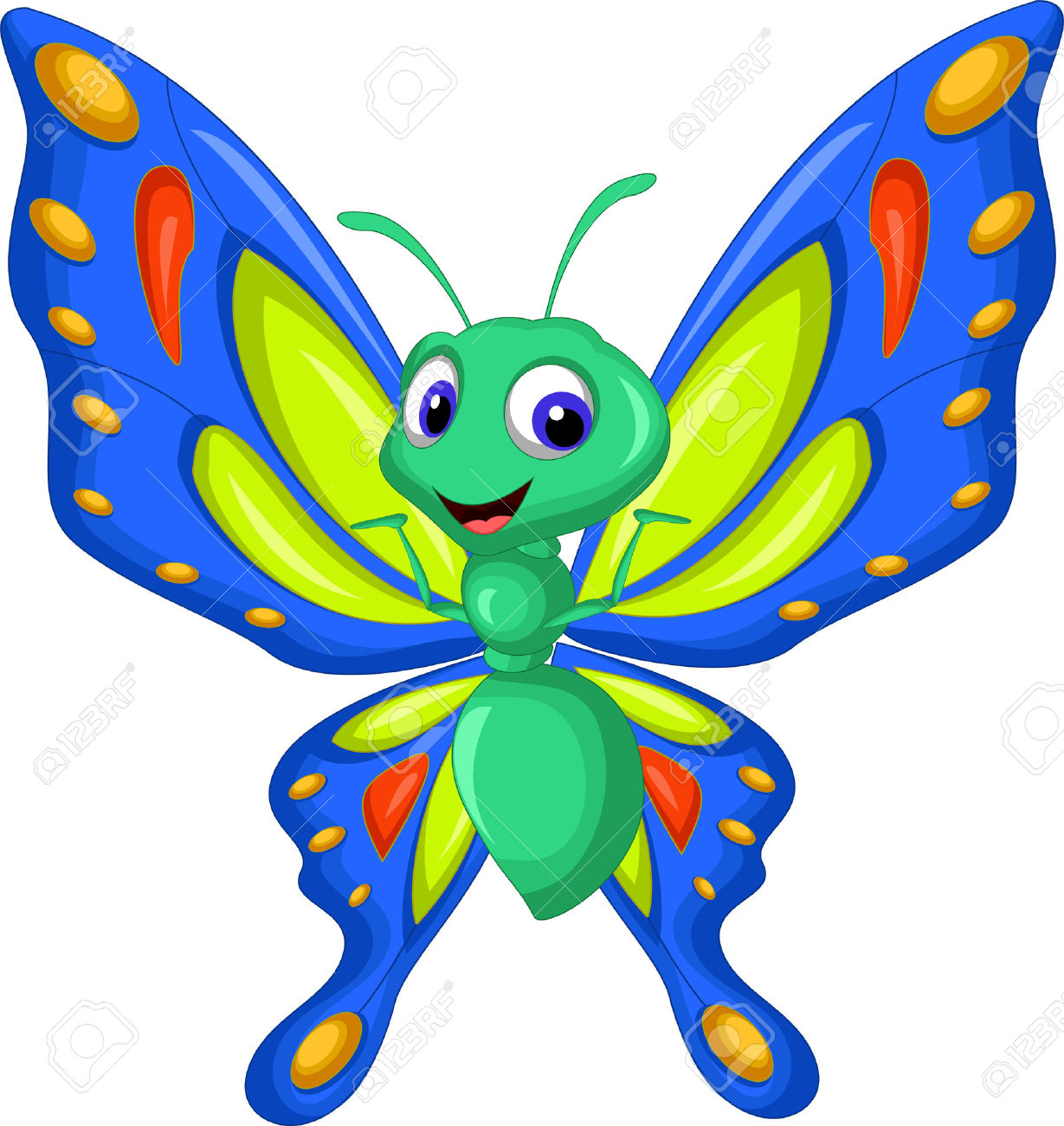 1229x1300 Papillon Clipart Buterfly Free Collection Download And Share