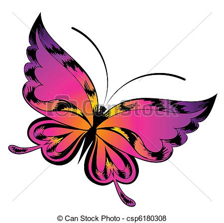 450x449 Vector Beautiful Butterfly Vector