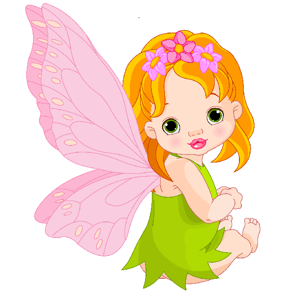 Beautiful Fairy Clipart At Getdrawingscom Free For Personal Use