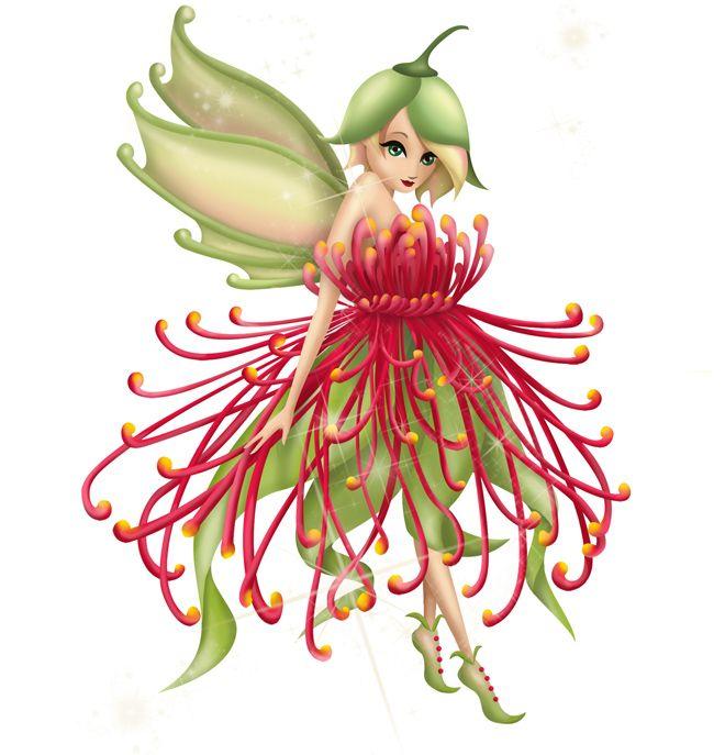 660x687 The Air New Zealand Fairys Fairy Pinterest Fairy, Fairy art