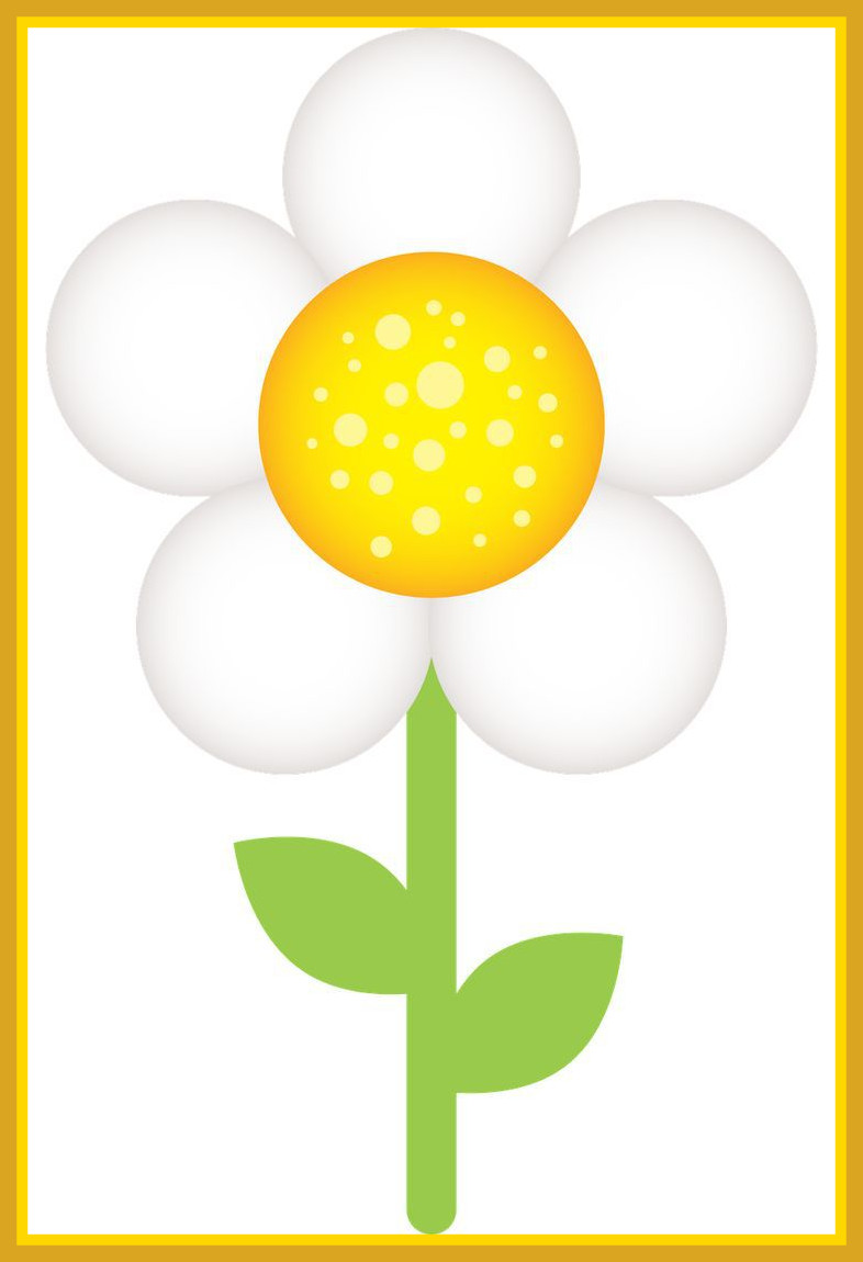 786x1150 Best Clip Art Pics Of Flower Clipart Popular And Border Style
