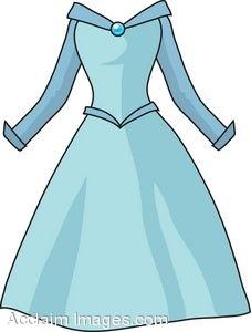 227x300 Pictures Princess Dress Clip Art,