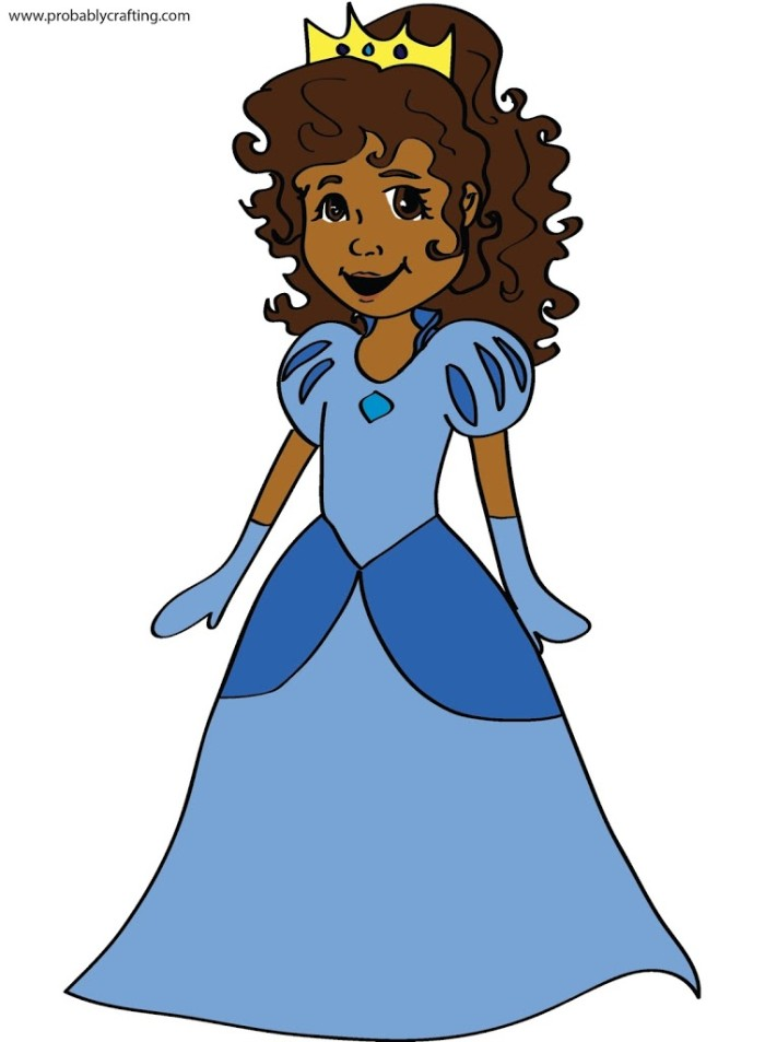 700x953 Black Princess Pictures Black Princess Cliparts Free Download Clip