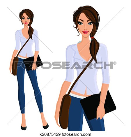 450x470 Clipart College Girl Function With Students Clipground
