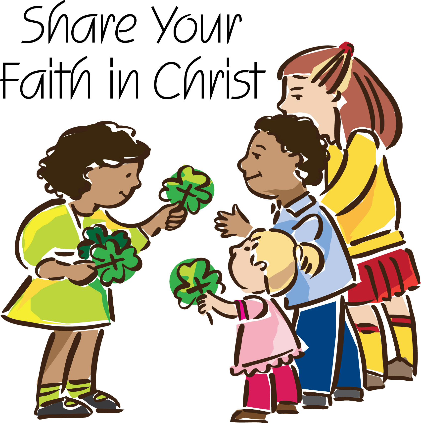 1693x1700 Collection Of Sharing The Gospel Clipart High Quality, Free