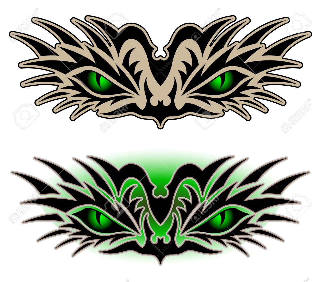 1300x1143 Beast Clipart Green