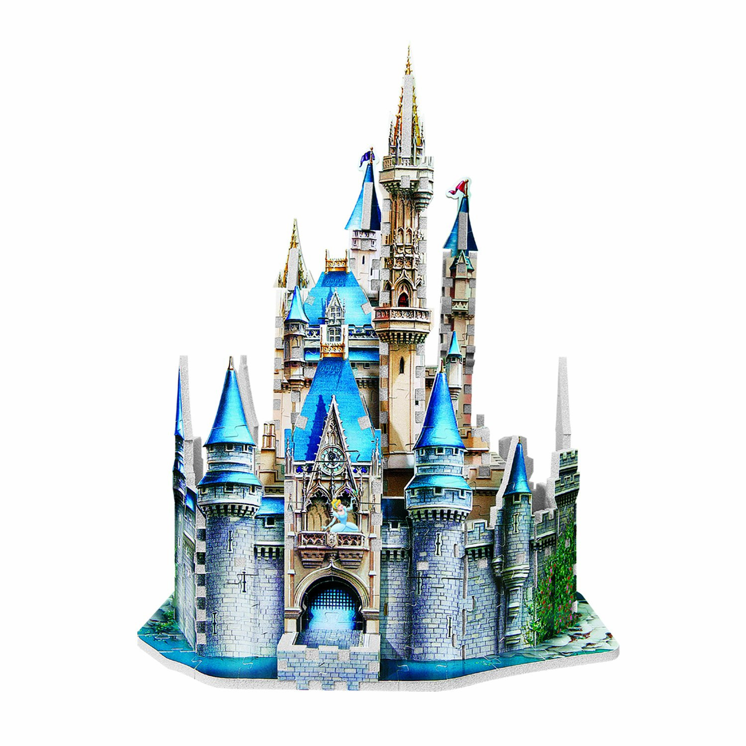 1500x1500 Sleeping Beauty Castle Cinderella Disney Princess Clip Art Tearing