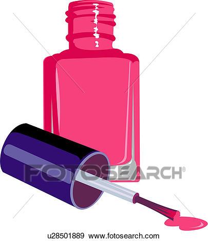 405x470 Make Up Clip Art Clip Art Of Manicure Varnish Beauty Care Make Up