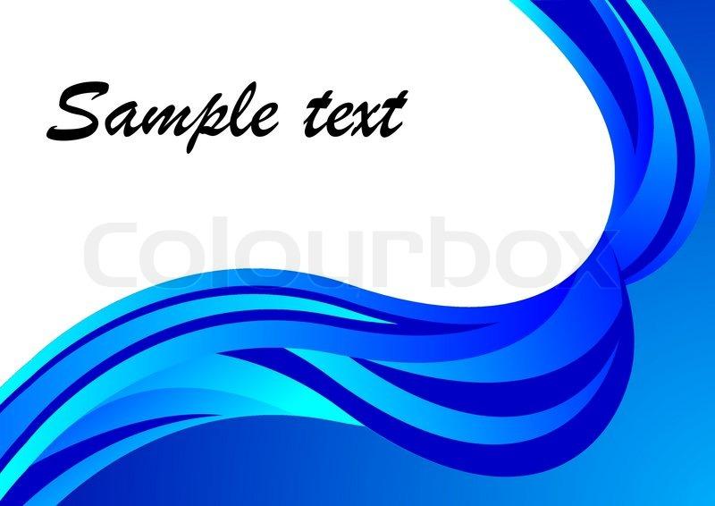 800x566 Beauty Wave Background Clip Art Stock Vector Colourbox