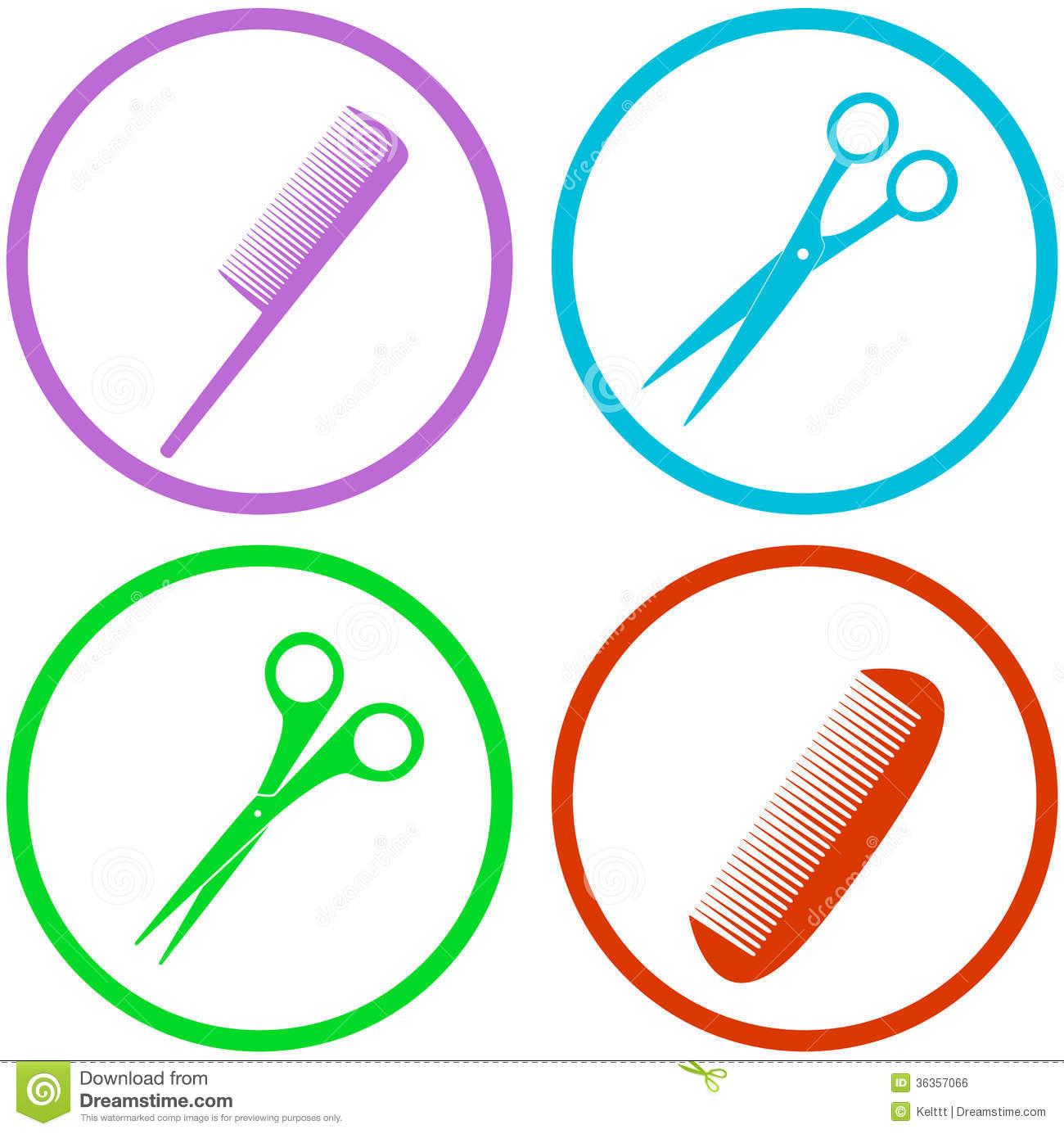 1300x1385 Clip Art Hair Salon Clip Art